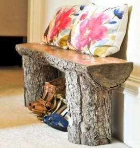Rustic home decoration diy that you can try 41