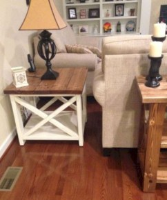 Rustic home decoration diy that you can try 44