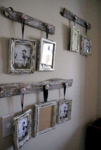 Rustic home decoration diy that you can try 49