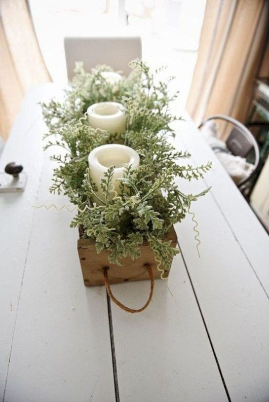 Rustic home decoration diy that you can try 55