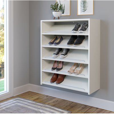 Shoes rack design ideas that many people like 15