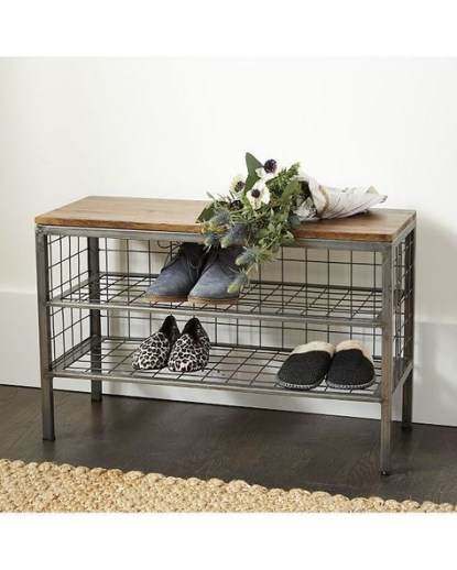 Shoes rack design ideas that many people like 18