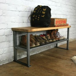 Shoes rack design ideas that many people like 20