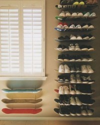 Shoes rack design ideas that many people like 30