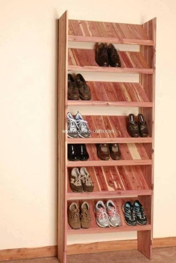 Shoes rack design ideas that many people like 50