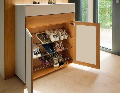 Shoes rack design ideas that many people like 55