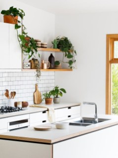 Simple kitchen design ideas that you can try in your home 03