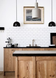 Simple kitchen design ideas that you can try in your home 04