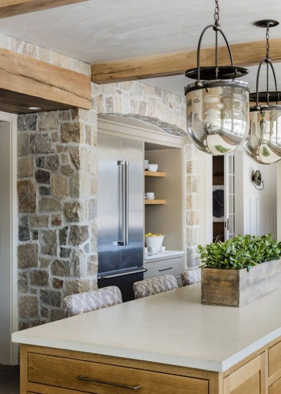 Simple kitchen design ideas that you can try in your home 09