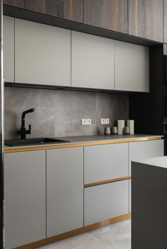 Simple kitchen design ideas that you can try in your home 26