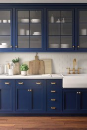 Simple kitchen design ideas that you can try in your home 30