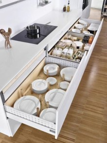 Simple kitchen design ideas that you can try in your home 49