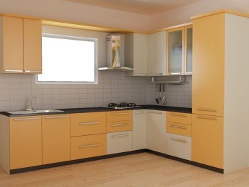 Simple kitchen design ideas that you can try in your home 55