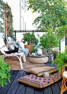 The best balcony apartment design highly recommended 11