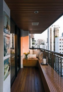 The best balcony apartment design highly recommended 13