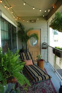 The best balcony apartment design highly recommended 14
