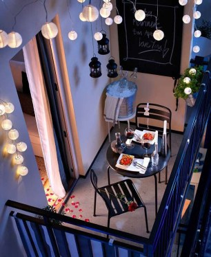 The best balcony apartment design highly recommended 18