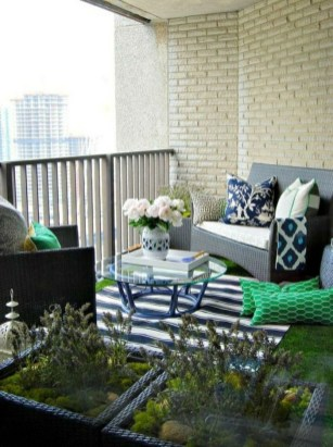 The best balcony apartment design highly recommended 25
