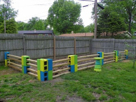 The best cinder block garden design ideas in your frontyard 09