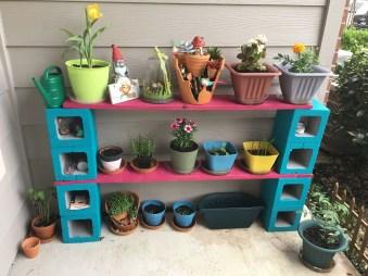 The best cinder block garden design ideas in your frontyard 23