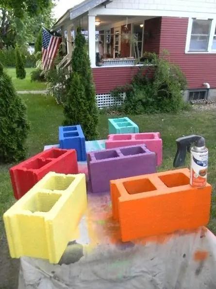 The best cinder block garden design ideas in your frontyard 34