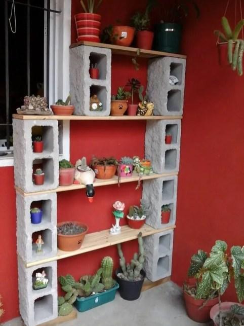 The best cinder block garden design ideas in your frontyard 35