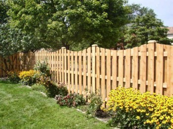 The best fence wooden design that you can try in your home 04