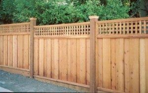 The best fence wooden design that you can try in your home 07