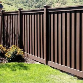 The best fence wooden design that you can try in your home 09