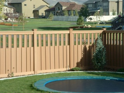 The best fence wooden design that you can try in your home 42
