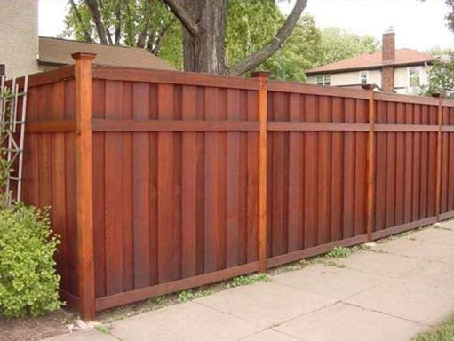 The best fence wooden design that you can try in your home 48