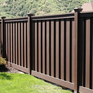 The best fence wooden design that you can try in your home 51