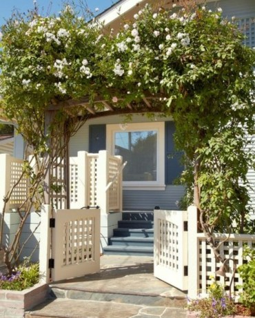 The best gate design ideas that you can copy right now in your home 02