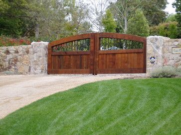 The best gate design ideas that you can copy right now in your home 21
