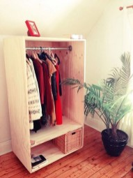 The best diy for wardrobe that you can try 11