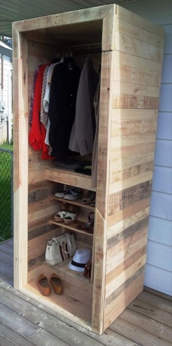 The best diy for wardrobe that you can try 36