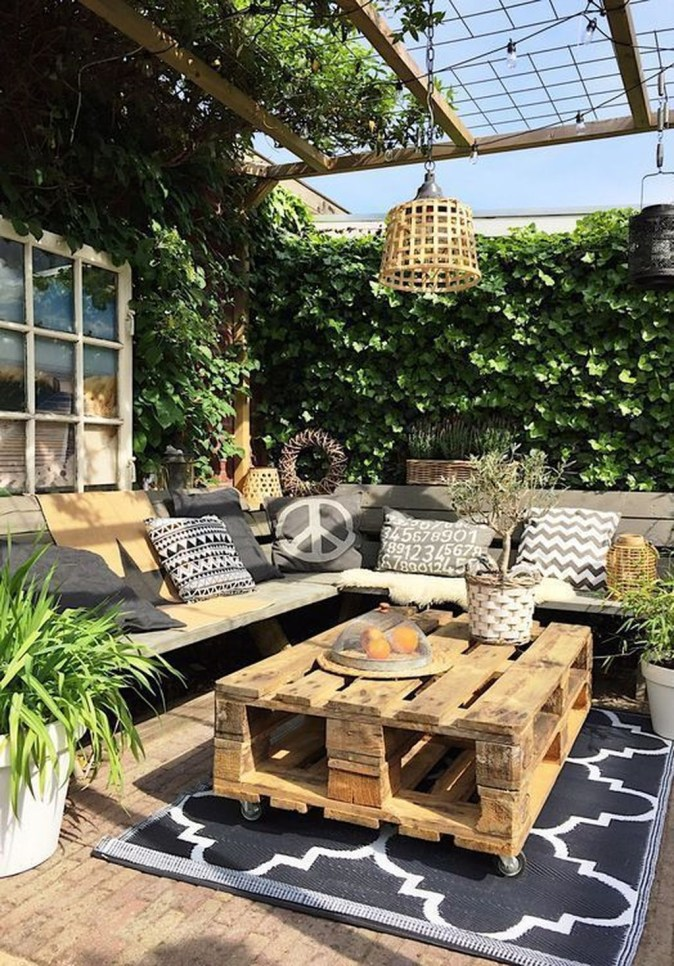 The best exterior design for the backyard is very inspiring 27