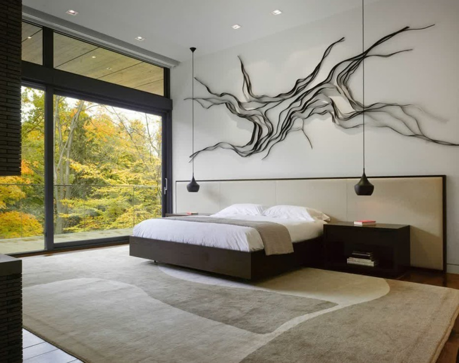 Amazing artistic wall design ideas for simple your home 01
