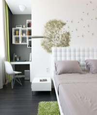 Amazing artistic wall design ideas for simple your home 07