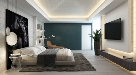 Amazing artistic wall design ideas for simple your home 11