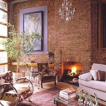 Amazing artistic wall design ideas for simple your home 39