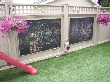 Backyard design ideas for kids 18