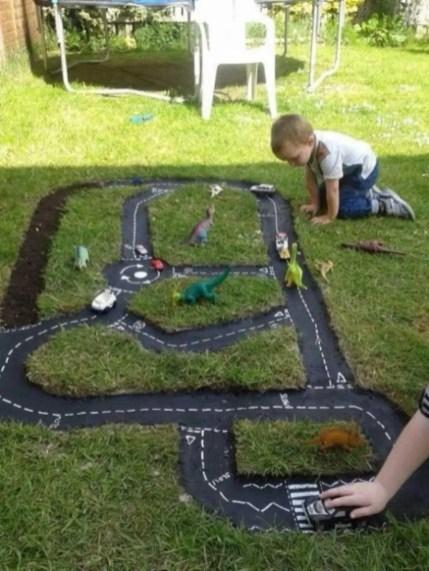 Backyard design ideas for kids 20