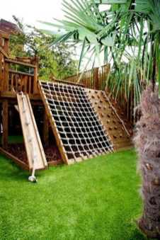 Backyard design ideas for kids 36
