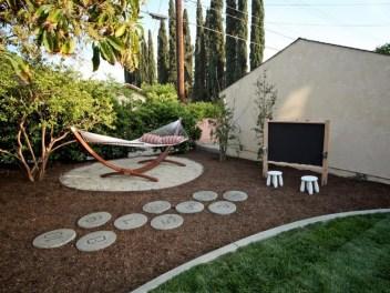 Backyard design ideas for kids 39