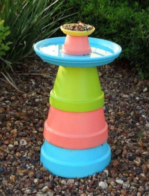 Flower pot decoration ideas that you can try in your home 06