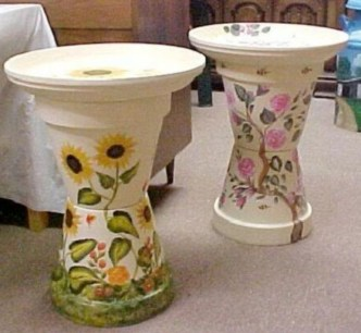 Flower pot decoration ideas that you can try in your home 14
