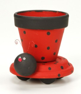 Flower pot decoration ideas that you can try in your home 35