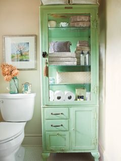 How to store in closet in the bathroom that inspiring 10