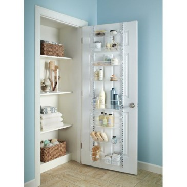 How to store in closet in the bathroom that inspiring 13